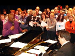 2009 Festival of Voices Myron Butler, Andrew & Festival Choir