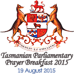 Tasmanian Parliamentary Prayer Breakfast