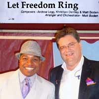 World Premier: Let Freedom Ring